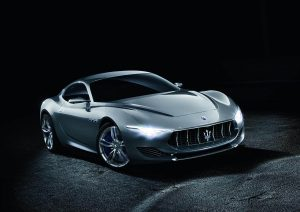 Maserati Alfieri concept car (The Car Expert)